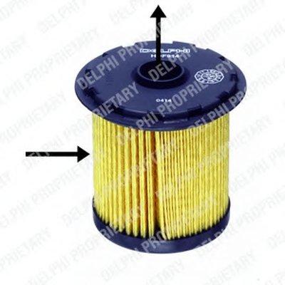 HDF914 DELPHI Топливный фильтр