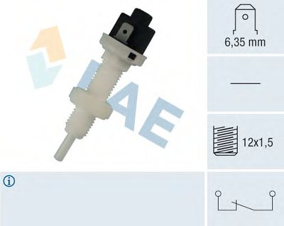 Выключатель фонаря сигнала торможения FAE купить