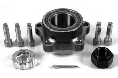 FDWB11206 MOOG Комплект подшипника ступицы колеса