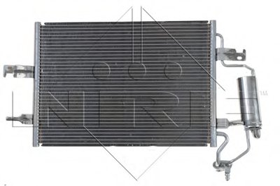 Pадиатоp Кондиционеpа NRF 35599 для авто OPEL с доставкой-2