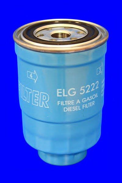 ELG5222 MECAFILTER Топливный фильтр -1