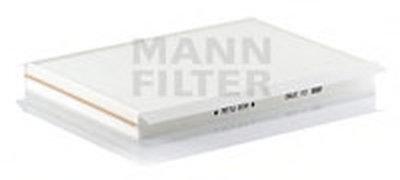 CU3780 MANN-FILTER Фильтр, воздух во внутренном пространстве