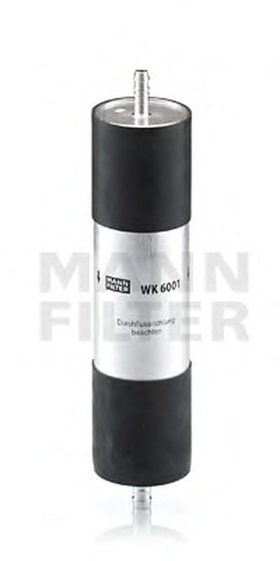 WK6001 MANN-FILTER Топливный фильтр