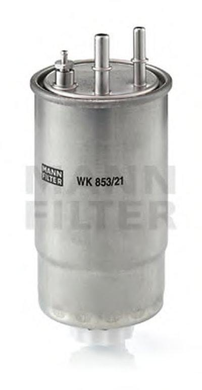 WK85321 MANN-FILTER Топливный фильтр