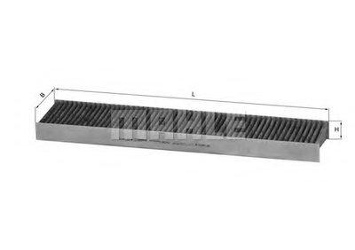 LAK242 KNECHT Фильтр, воздух во внутренном пространстве