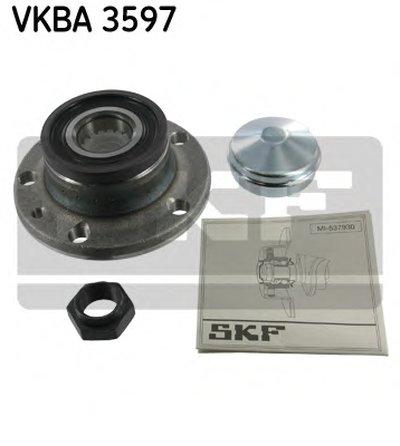 VKBA3597 SKF Комплект подшипника ступицы колеса