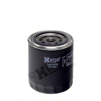 H24W03 HENGST FILTER Масляный фильтр