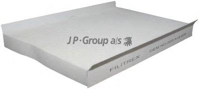 1128100400 JP GROUP Фильтр, воздух во внутренном пространстве