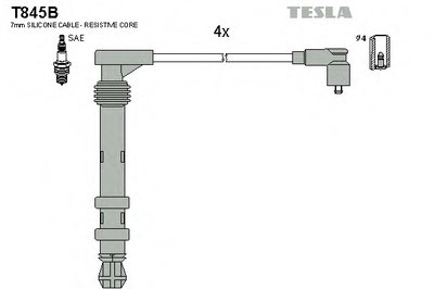 TESLA T845B