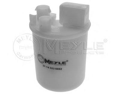Фільтр паливний MEYLE 37143230002