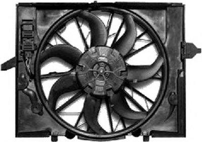 Вентилятор радиатора VAN WEZEL 0655746 для авто BMW с доставкой