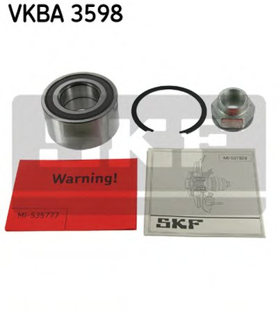 VKBA3598 SKF Комплект подшипника ступицы колеса