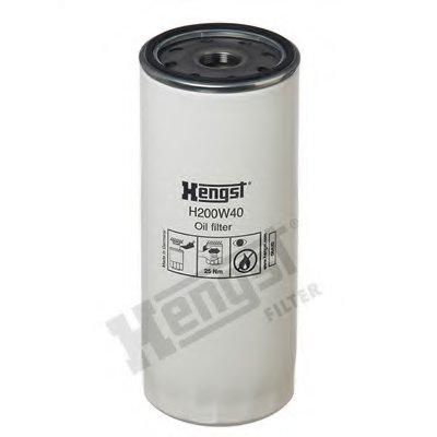H200W40 HENGST FILTER Масляный фильтр
