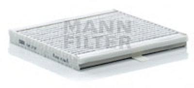 CUK2137 MANN-FILTER Фильтр, воздух во внутренном пространстве