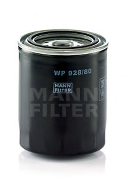 WP92880 MANN-FILTER Масляный фильтр