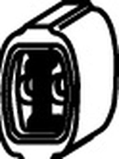 Резиновые полоски, система выпуска WALKER купить