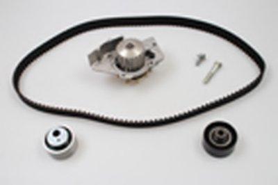 Водяной насос + комплект зубчатого ремня  Citroen Berlingo/Jumpy Toyota Corolla 1.9D (Пр-во Metelli)