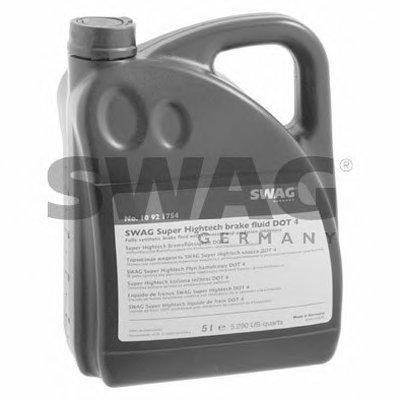 Тормозная жидкость; Тормозная жидкость SWAG купить