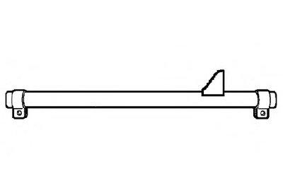 Трубка поперечной рулевой тяги OCAP купить
