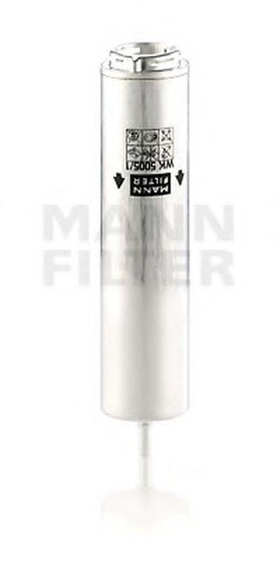 WK50051Z MANN-FILTER Топливный фильтр