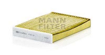 FP25012 MANN-FILTER Фильтр, воздух во внутренном пространстве