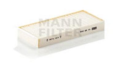 CU220092 MANN-FILTER Фильтр, воздух во внутренном пространстве