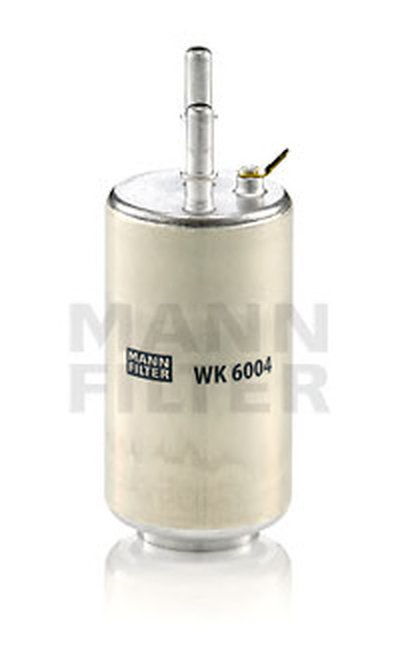 WK6004 MANN-FILTER Топливный фильтр