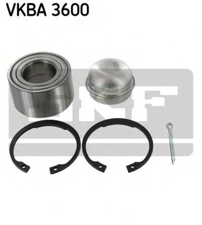 VKBA3600 SKF Комплект подшипника ступицы колеса