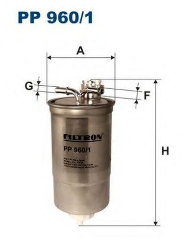 PP9601 FILTRON Топливный фильтр