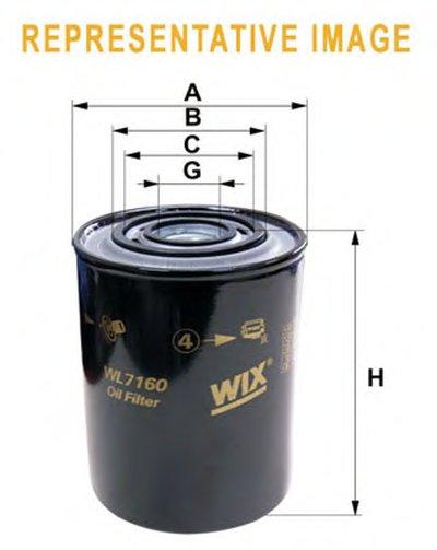 WIX FILTERS WL7298