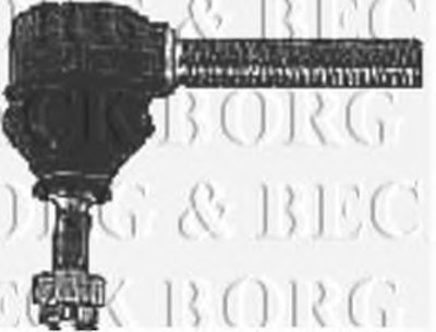 Угловой шарнир, продольная рулевая тяга BORG & BECK купить