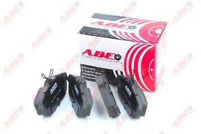 Фотография Комплект тормозных колодок, дисковый тормоз ABE C2Y014ABE-7