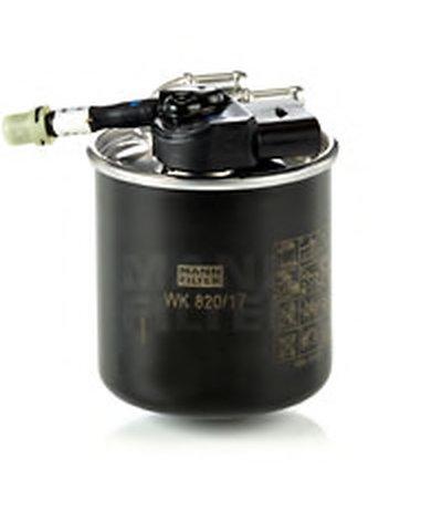 WK82017 MANN-FILTER Топливный фильтр