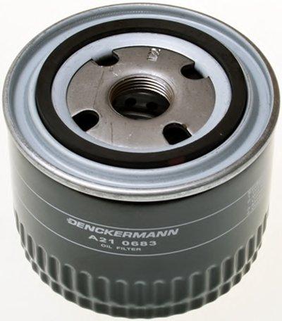 A210683 DENCKERMANN Фільтр масляний Iveco Daily/Fiat Ducato 2.3JTD 06-