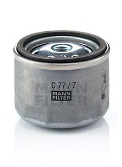 C777 MANN-FILTER Воздушный фильтр; Воздушный фильтр, турбокомпрессор