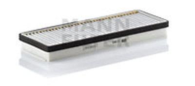 CU3855 MANN-FILTER Фильтр, воздух во внутренном пространстве