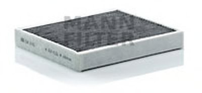 CUK2143 MANN-FILTER Фильтр, воздух во внутренном пространстве