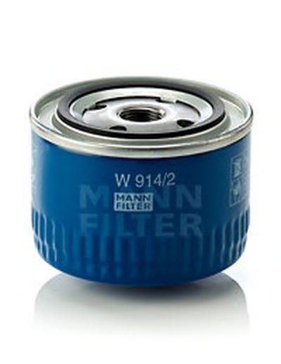 W9142 MANN-FILTER Масляный фильтр; Гидрофильтр, автоматическая коробка передач