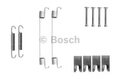 К/т монтажный колодок BOSCH 1987475300 для авто DAIHATSU, NISSAN, RENAULT, TOYOTA с доставкой