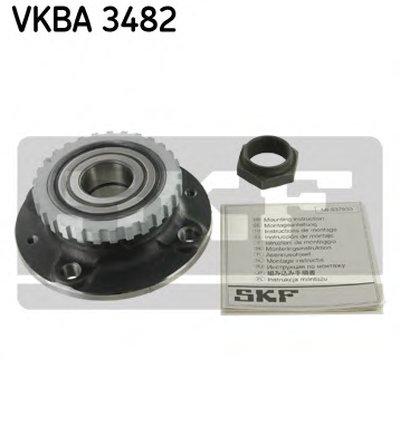 VKBA3482 SKF Комплект подшипника ступицы колеса