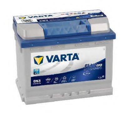 Стартерная аккумуляторная батарея; Стартерная аккумуляторная батарея BLUE dynamic EFB VARTA купить