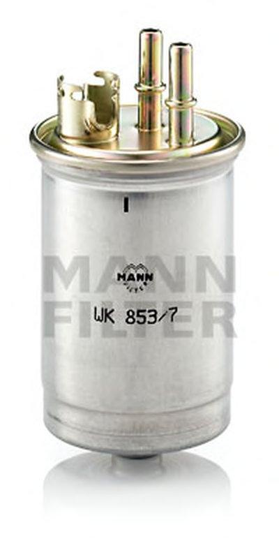 WK8537 MANN-FILTER Топливный фильтр