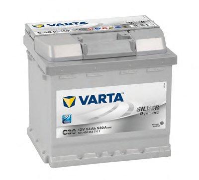 Стартерная аккумуляторная батарея; Стартерная аккумуляторная батарея SILVER dynamic VARTA купить