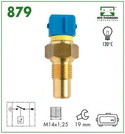 термовыключатель, сигнальная лампа охлаждающей жидкости MTE-THOMSON купить