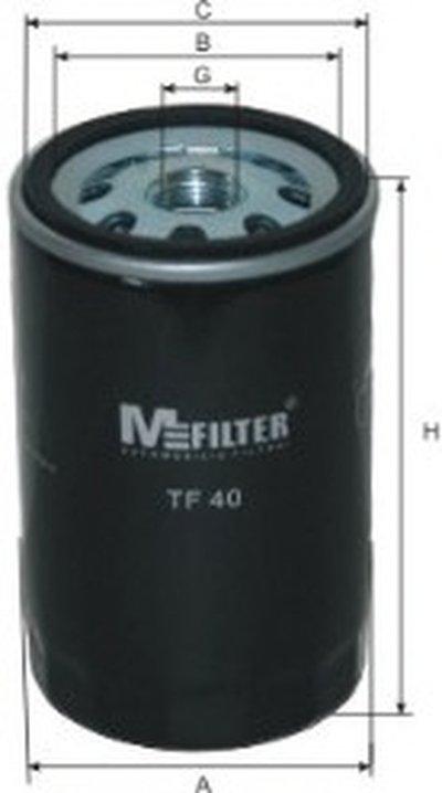 MFILTER TF 40