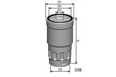 M413 Фильтр Топливный MISFAT M413 для авто LEXUS, MAZDA, TOYOTA с доставкой