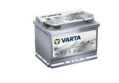 Стартерная аккумуляторная батарея; Стартерная аккумуляторная батарея SILVER dynamic AGM VARTA купить