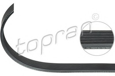 V-Ribbed Belts TOPRAN купить