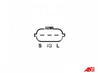 ARE6033 AS-PL Регулятор генератора -1