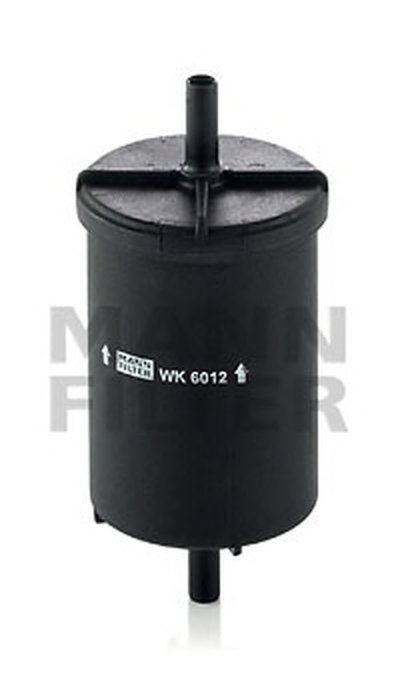 WK6012 MANN-FILTER Топливный фильтр